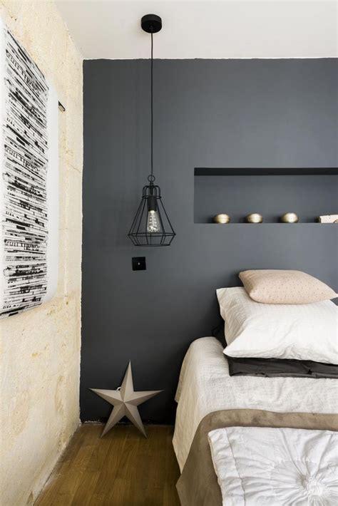 chambre adulte grise couleur la chambre conseils et astuces chambre grise