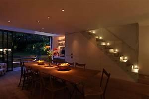 Dining room lighting design john cullen lighting