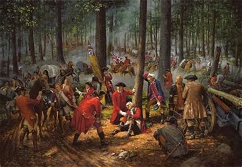 George Washington: French and Indian War