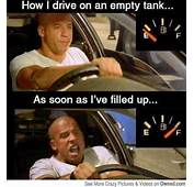 How I Drive On An Empty Tank As Soon Ive Filled Up