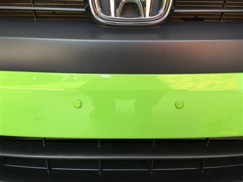 bumper plugz  removing front license plate bracket