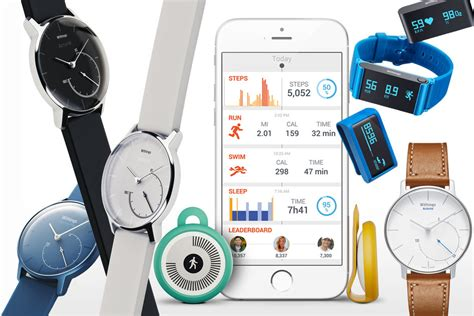 Which Withings activity tracker is right for you? Go vs