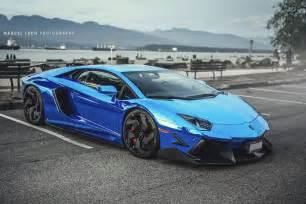 lamborghini aventador blue photoshoot chrome blue lamborghini - Lamborghini Aventador Blue Chrome