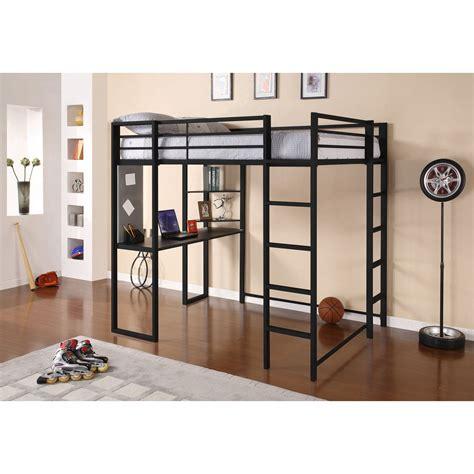 queen size desk bed dhp abode full loft bed black bunk beds loft beds at