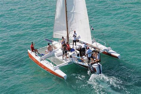 Catamaran Excursions In Punta Cana by Punta Cana Catamaran Sailing Punta Cana Now