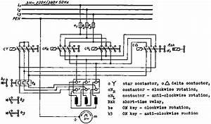 Star Delta Wiring Diagram Motor Starter Y Siemens