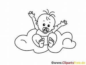 Babybilder Zum Ausmalen : zum ausmalen grafik mit baby ~ Markanthonyermac.com Haus und Dekorationen