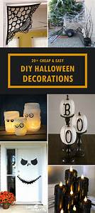 20, Cheap, And, Easy, Diy, Halloween, Decorations