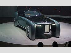 Get inside RollsRoyce's unbelievable Vision 100 concept