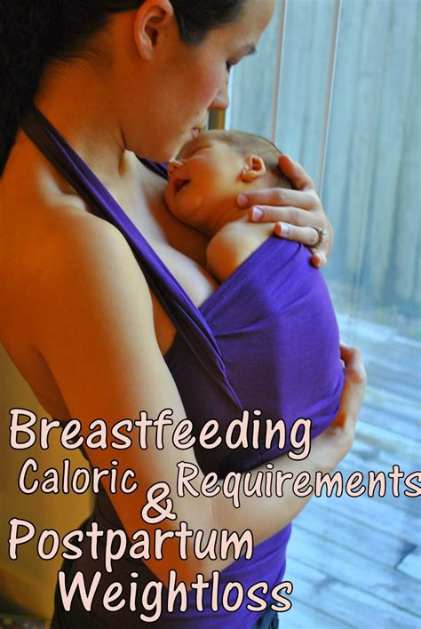 Diary Of A Fit Mommy Breastfeeding Caloric Requirements