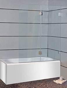 Duschwand Für Badewanne : glas duschwand f r badewanne my blog ~ Michelbontemps.com Haus und Dekorationen