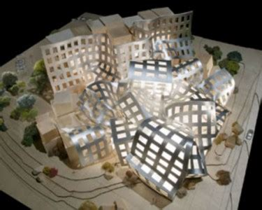 lab lets  physical  gehry partners approach  physical architecture modelling