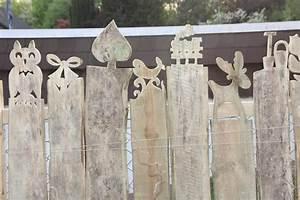 Holzlatten Für Zaun : zaun 3 garden pinterest garten garten ideen und gartenzaun ~ Orissabook.com Haus und Dekorationen