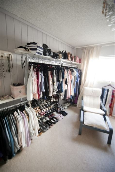 my walk in closet my quot walk in quot closet room revealed finally fab you bliss