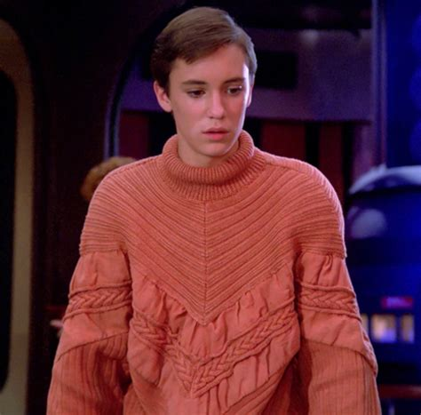 wesley crusher sweater retro rover book review trek costumes five decades