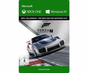 Forza Motorsport 7 Pc Prix : forza motorsport 7 au meilleur prix sur ~ Medecine-chirurgie-esthetiques.com Avis de Voitures