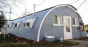 Quonset Hut Home Plans
