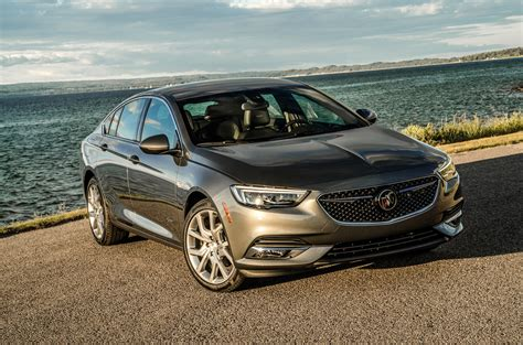 2019 Buick Regal by 2019 Buick Regal Review Ratings Specs Prices And