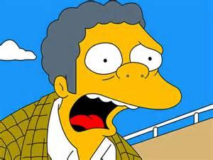 Simpsons Characters Moe