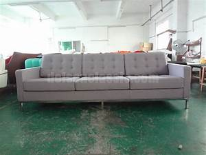 Florence knoll sofa contemporary sofas hong kong for Florence modern sectional sofa