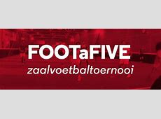 Foot a Five zaalvoetbalcompetitie Stuvoplus Brussel