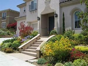 quelques idees d39amenagement paysager devant maison With idee amenagement jardin devant maison