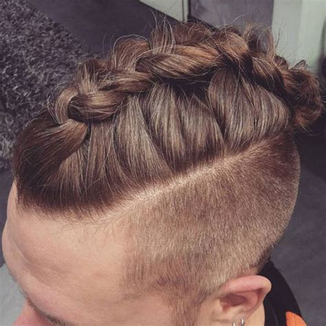 braids  men  man braid mens haircuts