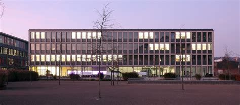 Able Gummersbach by Firmenzentrale Der Able Gerber Architekten