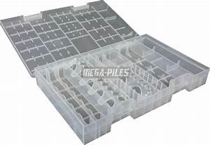 La Boite A Pile : boite de rangement pour piles rechargeables 275x170x37mm ~ Dailycaller-alerts.com Idées de Décoration