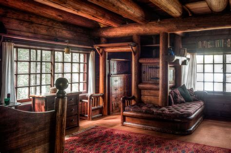 jp morgans adirondack retreat   saleslideshow cabins cottages built  seating