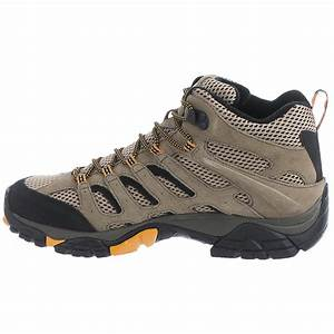 Merrell Moab Ventilator Mid Hiking Boots (For Men) - Save 55%