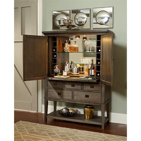 kitchen cabinets outlet contemporary bar cabinet with bottle storage and pull out 3149