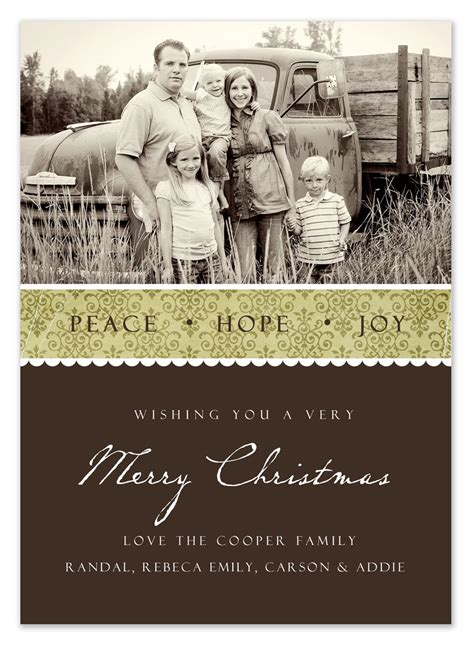 free christmas card templates for free card templates