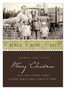 11 Christmas Card Templates Free Download Images ...