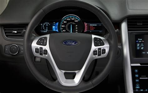 ford edge interior wallpaper hd car wallpapers id