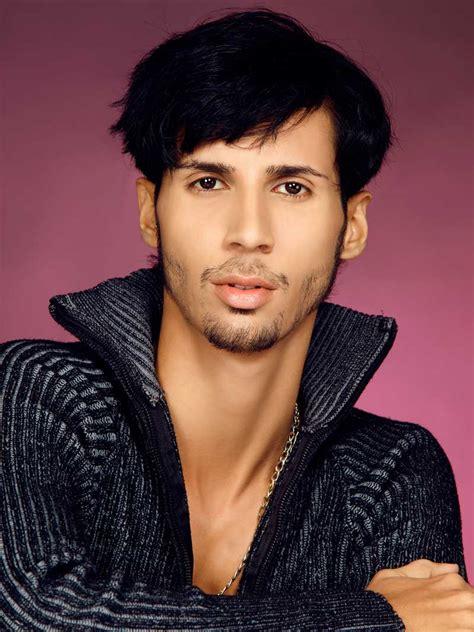Ankur Bakshi Model From India, Male Model Portfolio