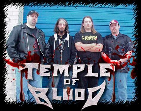 No Life Til Metal  Cd Gallery  Temple Of Blood