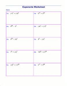 gcf and lcm worksheet free exponents worksheets