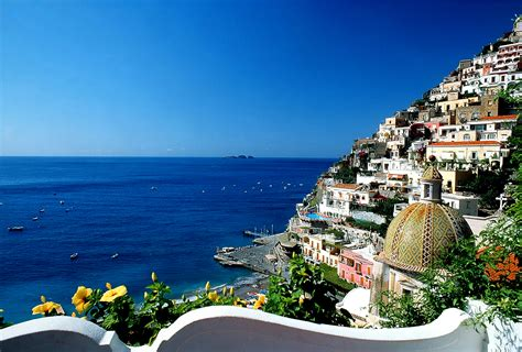 Positano When In Florence