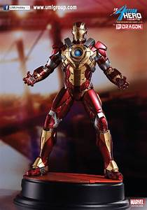 38117 - 1/9 Iron Man 3 - Mark XVII - Heartbreaker Armor ...