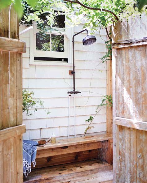 Bathroom Outdoor Shower