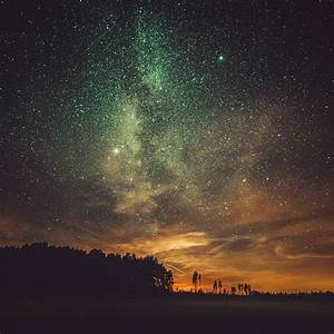 Finnish Photographer Captures The Most Otherworldly Night ...