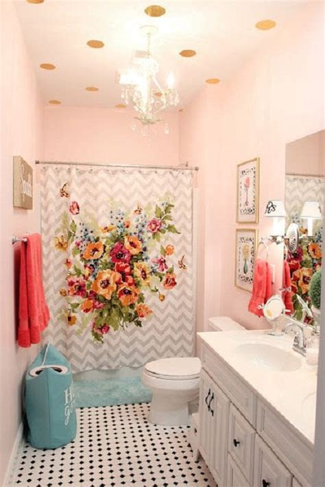 Girly Bathroom Ideas by 15 Beautiful Girly Bathrooms For Inspiration Home Decor Ways