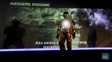 berkat avengers endgame tiket bioskop terjual   lipat