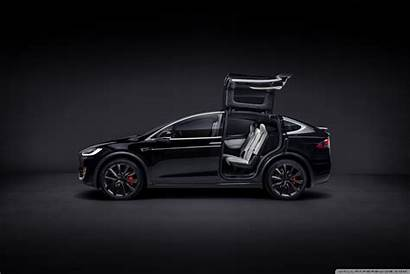 Tesla Electric Suv Tablet Quickest Safest Wallpaperswide