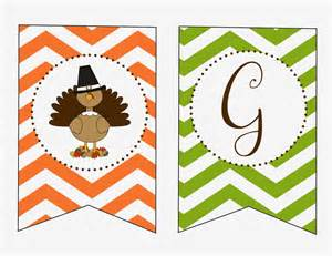 happy thanksgiving banner printable 2016 voicesinhead 2016