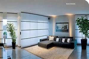 Raumgestaltung Wohnzimmer Beispiele. wohnzimmer wandgestaltung 30 ...