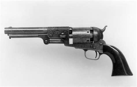 samuel colt colt dragoon percussion revolver