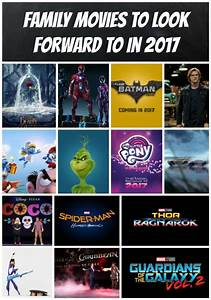 Family Movies To Look Forward To in 2017 — JaMonkey
