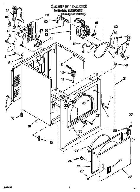 Estate Whirlpool Dryer Wiring Diagram Get Free Image